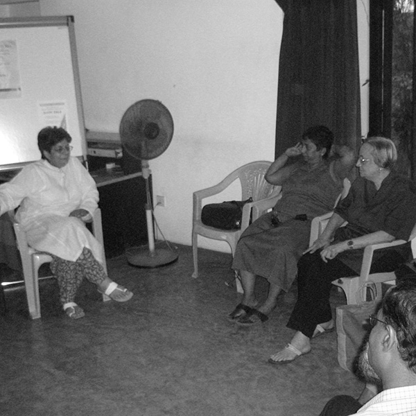 Discussion on Gender and Democracy in Pakistan