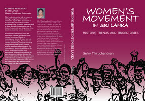 Book Review: Women's Movement in Sri Lanka – History, Trends and Trajectories by Dr. Shermal Wijewardene